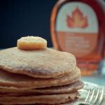 Sweet potato pancakes & International Food Photography Day