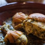 A taste of Morocco at La Maison Arabe: Chicken tagine & Moroccan salads