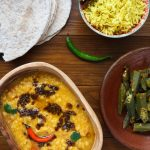 Fiery cravings: dal tadka, bhindi curry & coconut basmati