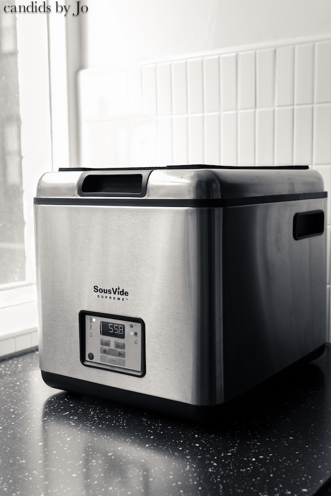 Fancy gadget: SousVide Supreme