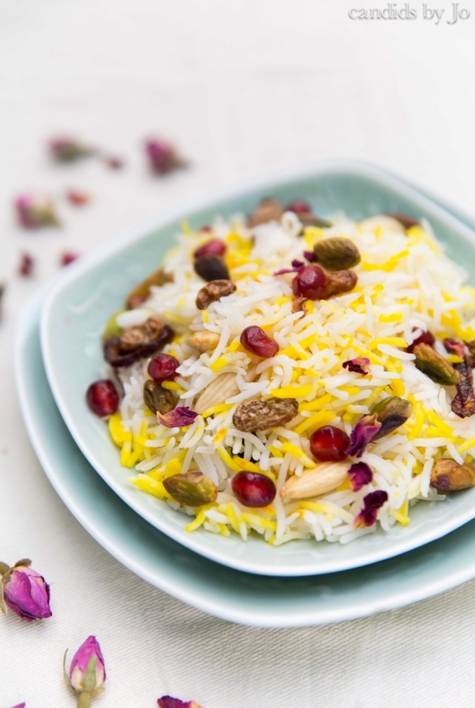PukkaPaki-saffron_rice_with_pistachios_pomegranate