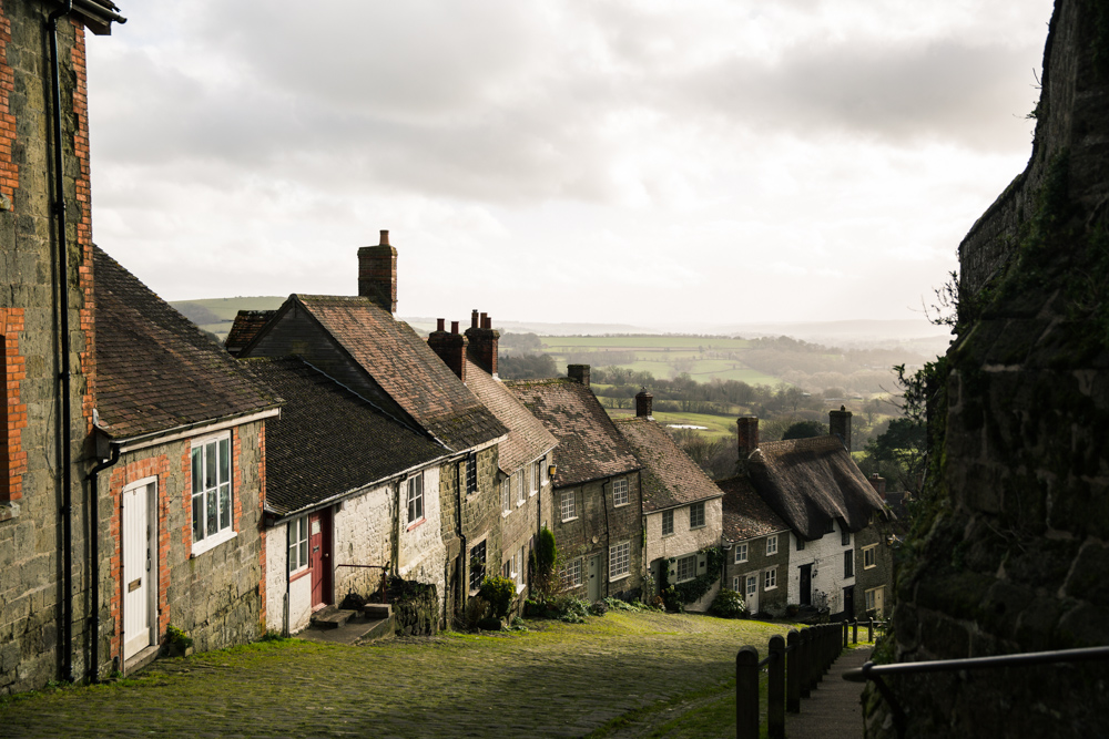 Shaftesbury_Dorset_Gold_Hill