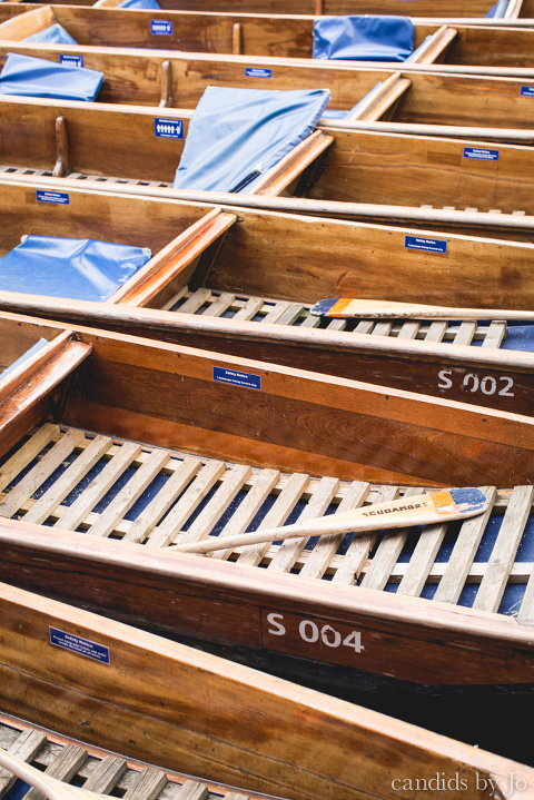 Cambridge-UK-punts