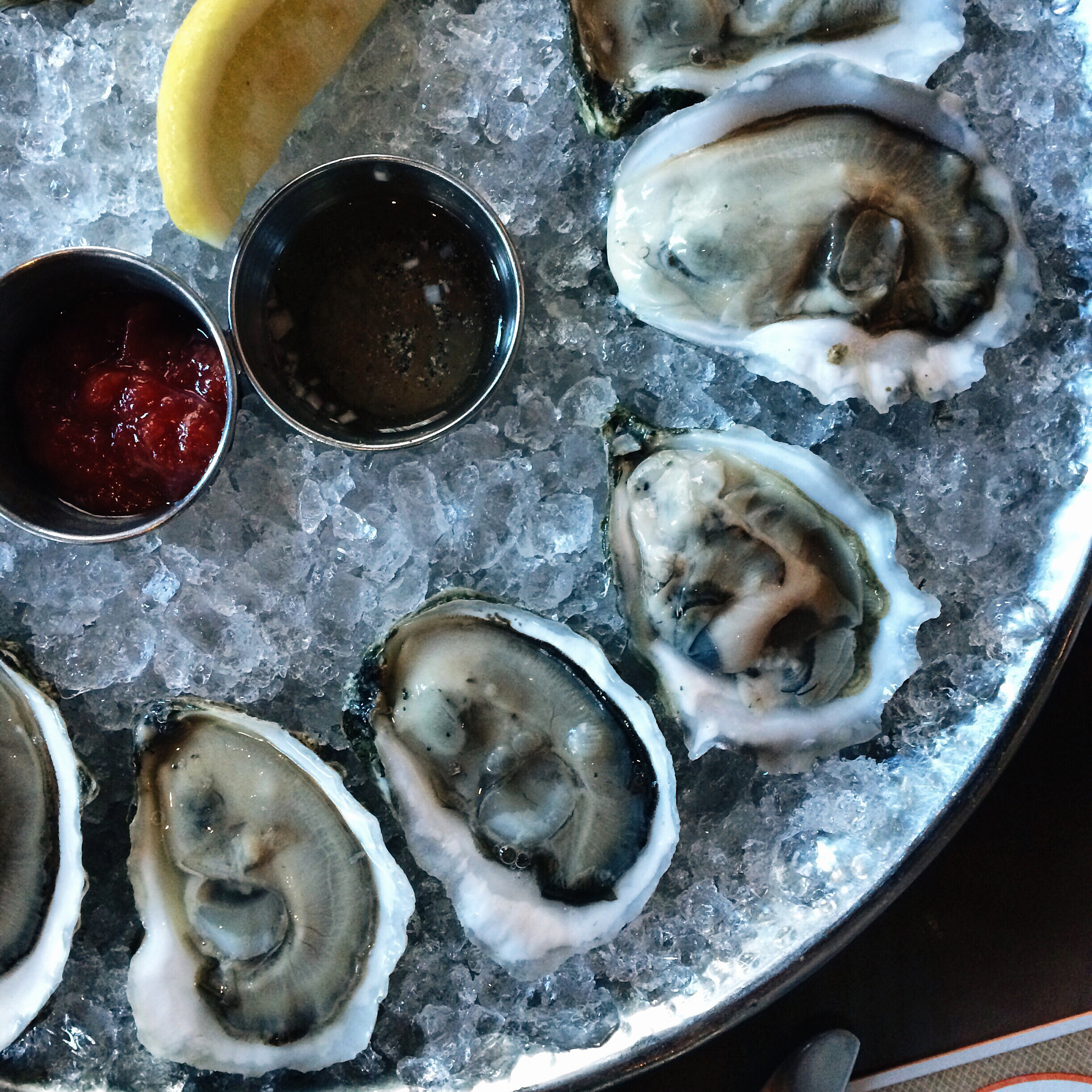 Island Creek Oyster Bar: My Seafood Fix In Boston