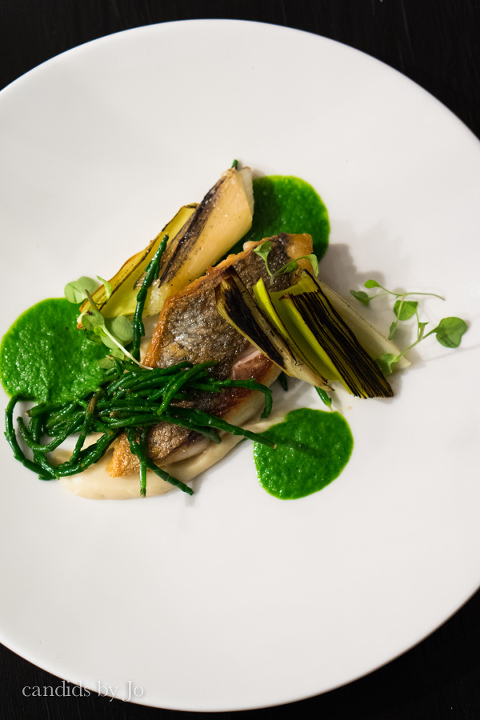 The Imperial Fulham wild seabream