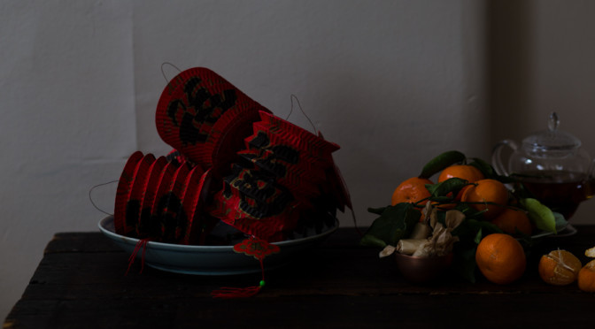 Personal project :: Chinese New Year part 2