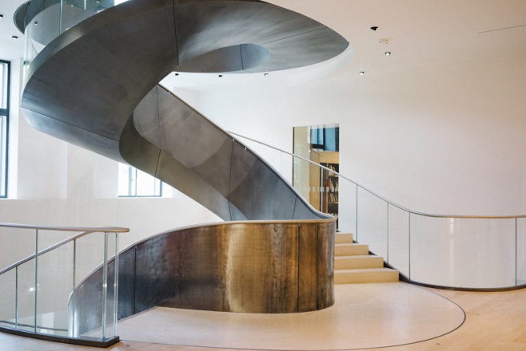 Wellcome Collection London staircase