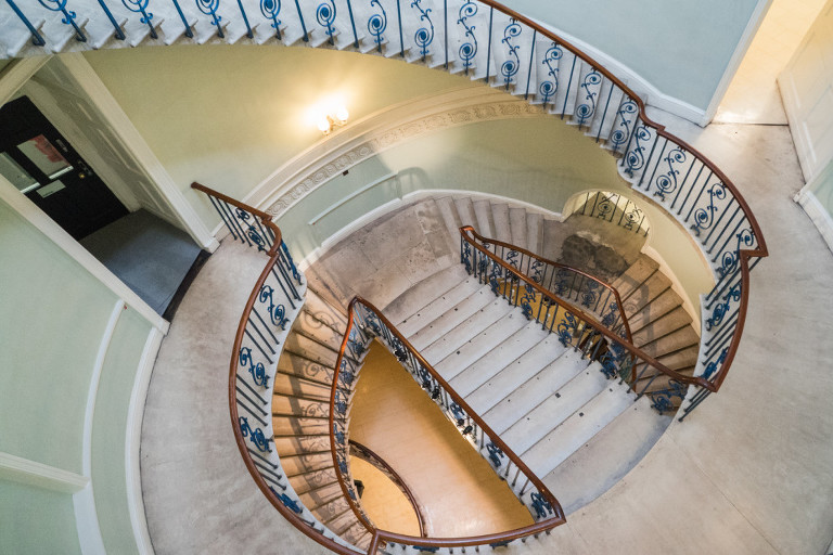 Somerset House Nelson Stairs