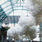 Uplifted in Covent Garden :: Pétillon's Heartbeat installation