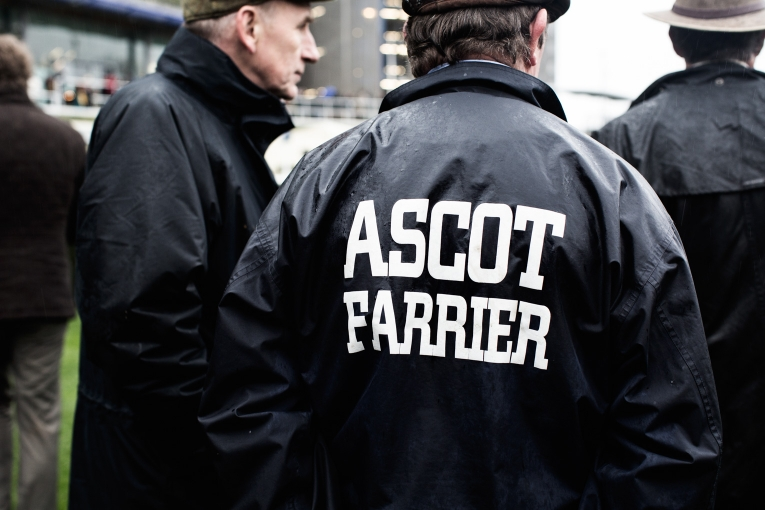 Ascot Chase Day - Ascot ferrier photo