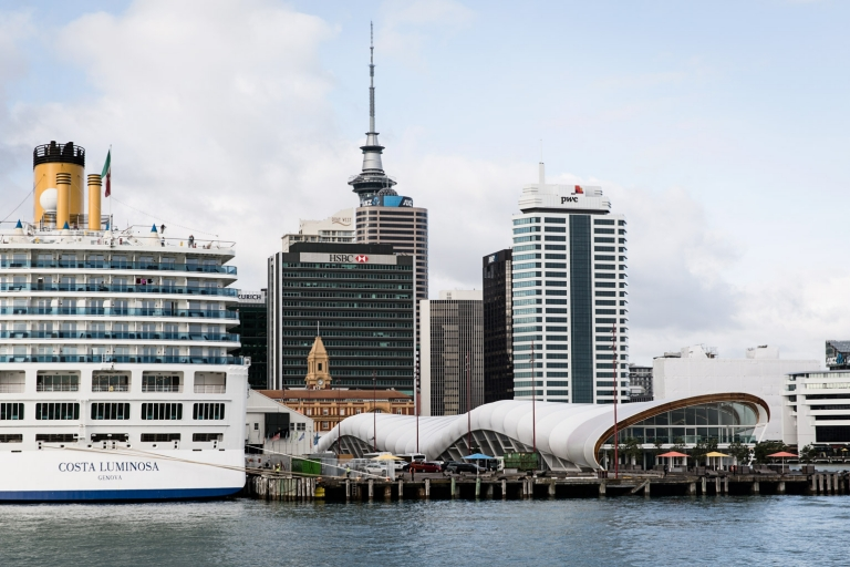 Auckland waterfront architecture and design photo