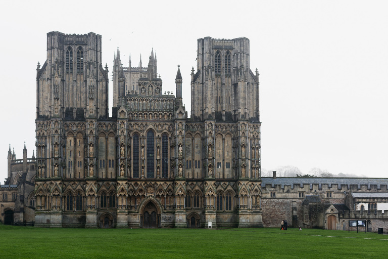 Wells Cathedral Somerset England photo