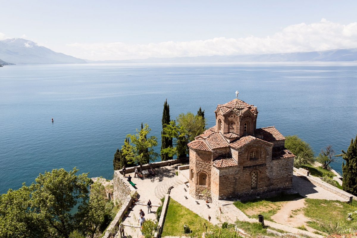 Tasting Macedonia with Intrepid Travel