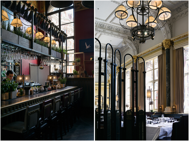 Gilbert Scott restaurant and bar photo