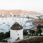 Epicurean journey in Greece : Mykonos