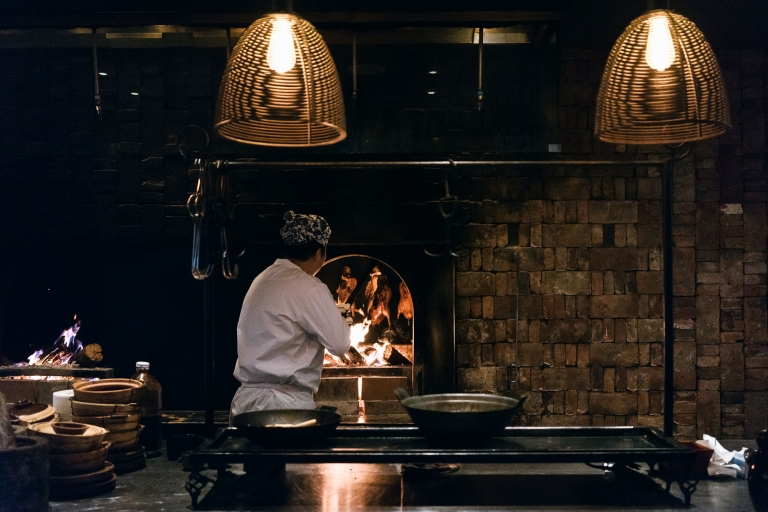 One of the best meals and restaurant we encountered in Beijing was the Country Kitchen at Rosewood Beijing hotel. They hand make their noodles there and also have a dedicated oven for roasting peking duck. Click the link for a review of Country Kitchen restaurant.
